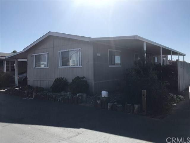 2700 Cienaga Street #119, Oceano, CA 93445 (#PI19231904) :: RE/MAX Parkside Real Estate