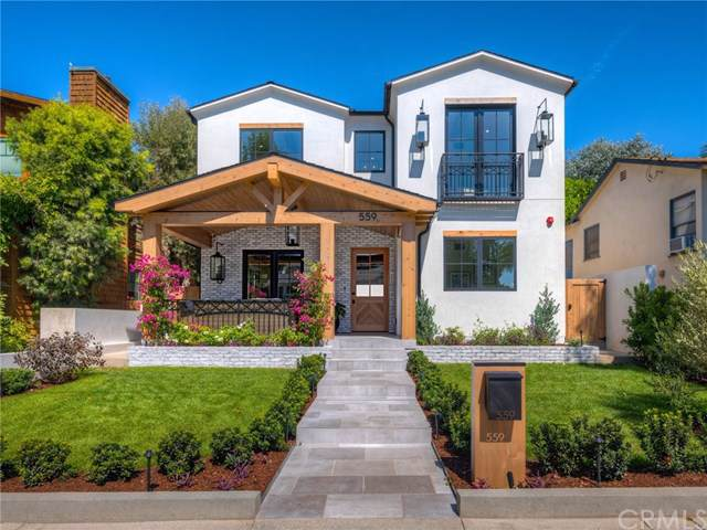 559 31st Street, Manhattan Beach, CA 90266 (#SB19231054) :: The Parsons Team