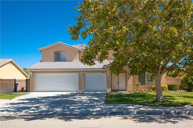 43838 21st Street W, Lancaster, CA 93536 (#PW19223396) :: California Realty Experts