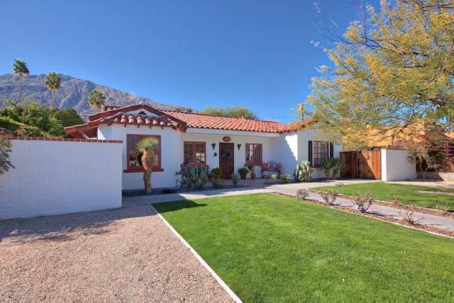 535 S Calle Santa Rosa, Palm Springs, CA 92264 (#219030911PS) :: J1 Realty Group