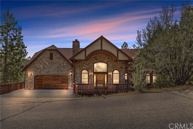 43731 Canyon Crest, Big Bear, CA 92315 (#EV19232352) :: Rogers Realty Group/Berkshire Hathaway HomeServices California Properties
