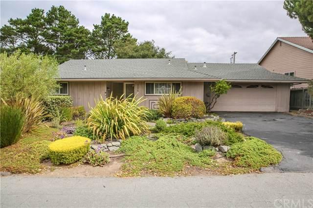 2496 Banbury Road, Cambria, CA 93428 (#SC19232698) :: RE/MAX Parkside Real Estate