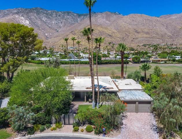 2719 Bonita Circle, Palm Springs, CA 92264 (#219030953PS) :: J1 Realty Group