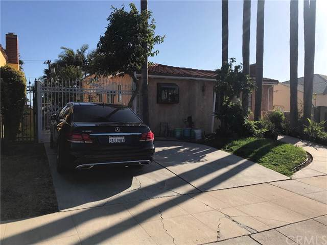 4526 W 63rd Street, Los Angeles (City), CA 90043 (#IV19233098) :: The Parsons Team