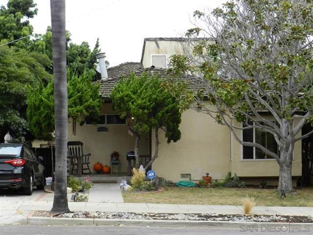 3920 Tennyson St, San Diego, CA 92107 (#190054056) :: J1 Realty Group