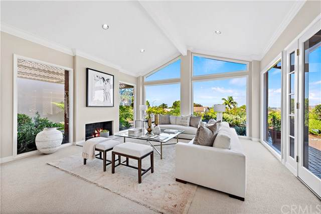 3 Rue Montreux, Newport Beach, CA 92660 (#NP19232710) :: Fred Sed Group