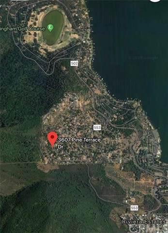 3607 Pine Terrace Drive, Kelseyville, CA 95451 (#CV19231715) :: The Bashe Team