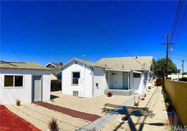 1416 W 48th Street, County - Los Angeles, CA 90062 (#OC19233642) :: Allison James Estates and Homes