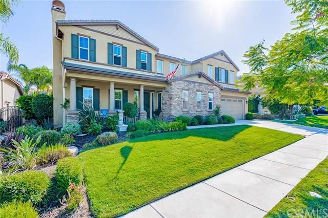 8407 Sunset Rose Drive, Corona, CA 92883 (#IG19226377) :: J1 Realty Group