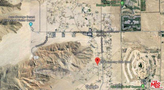 2846 Country Club Road, Borrego Springs, CA 92004 (#19517002) :: J1 Realty Group