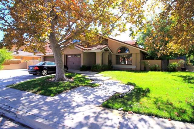 875 Bridgewater Lane, Walnut, CA 91789 (#TR19234384) :: Allison James Estates and Homes