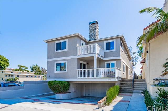 546 11th Street A, Hermosa Beach, CA 90254 (#SB19163197) :: Keller Williams | Angelique Koster
