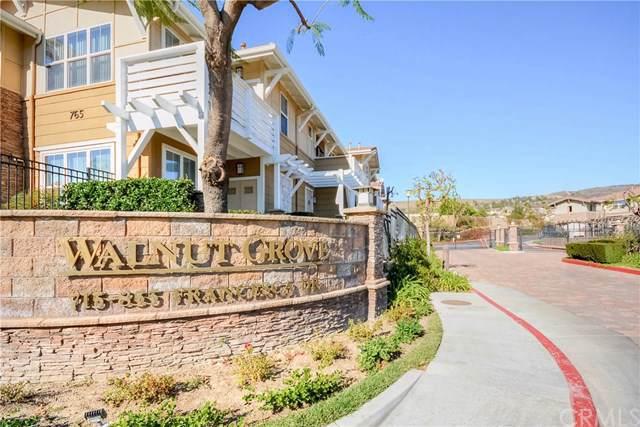 725 Francesca Drive #202, Walnut, CA 91789 (#TR19234570) :: Allison James Estates and Homes