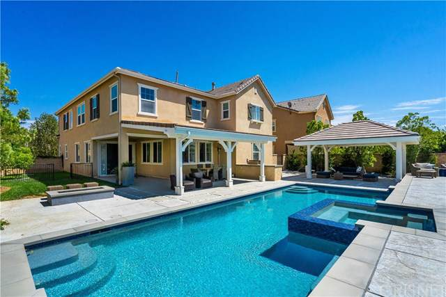 22462 Plantation Court, Saugus, CA 91350 (#SR19234695) :: RE/MAX Estate Properties