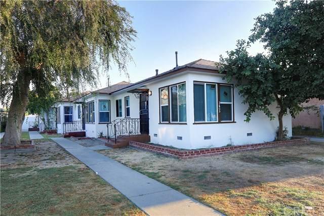 3605 Los Flores Boulevard, Lynwood, CA 90262 (#DW19235025) :: Allison James Estates and Homes
