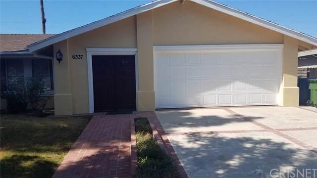 6337 Rhea Avenue, Tarzana, CA 91335 (#SR19235138) :: Berkshire Hathaway Home Services California Properties