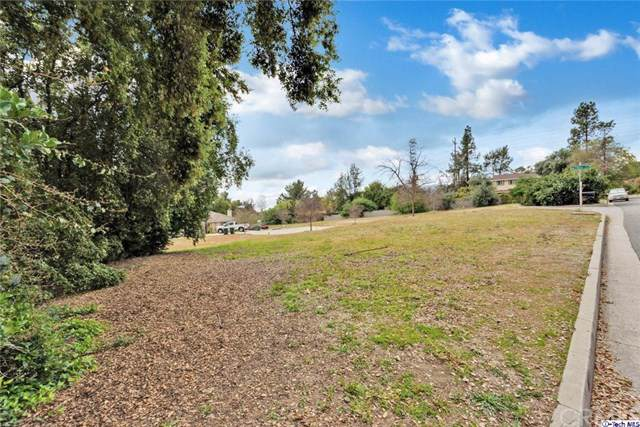 0 Oiive Court, La Canada Flintridge, CA 91011 (#319003976) :: Fred Sed Group