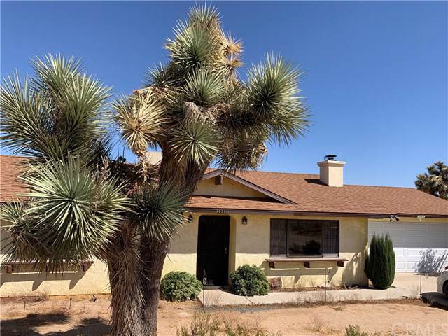 3859 Prescott Avenue, Yucca Valley, CA 92284 (#JT19232806) :: Steele Canyon Realty