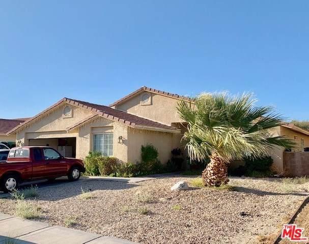 65832 Estrella Avenue, Desert Hot Springs, CA 92240 (#19517320) :: J1 Realty Group