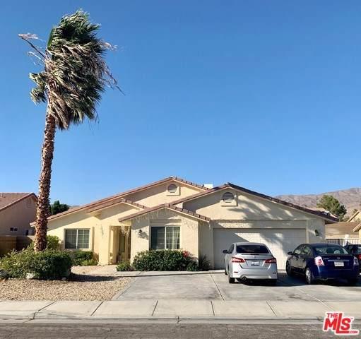 65864 Estrella Avenue, Desert Hot Springs, CA 92240 (#19517346) :: J1 Realty Group