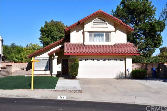 660 Bull Frog Circle, Walnut, CA 91789 (#CV19235593) :: Allison James Estates and Homes