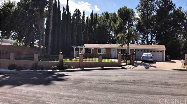 12413 Luna Place, Granada Hills, CA 91344 (#SR19230333) :: The Parsons Team