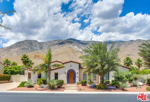 3189 Las Brisas Way, Palm Springs, CA 92264 (#19517318) :: J1 Realty Group