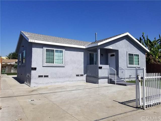 2127-- 2125 E 110th Street, Los Angeles (City), CA 90059 (#DW19236241) :: Rogers Realty Group/Berkshire Hathaway HomeServices California Properties