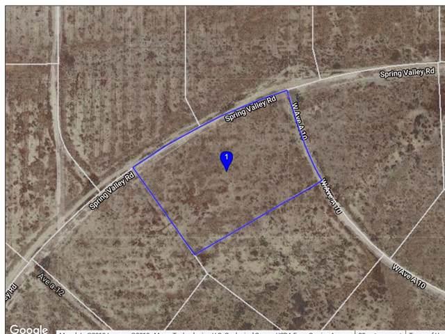 1 Ave A10, Lancaster, CA 93536 (#219030857DA) :: The Ashley Cooper Team