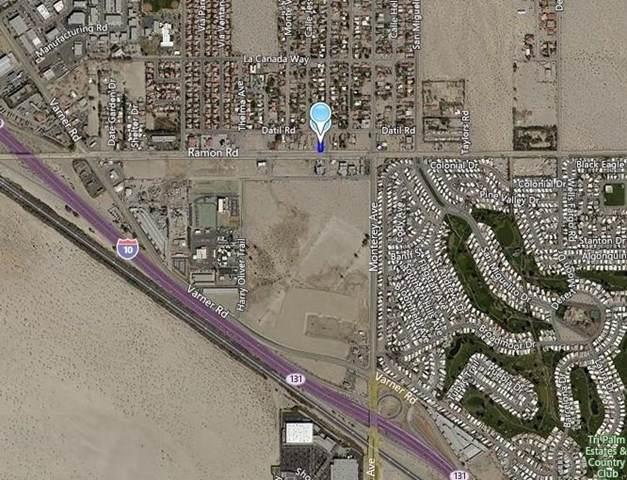 0 Datil, Thousand Palms, CA 92276 (#219031063DA) :: A|G Amaya Group Real Estate