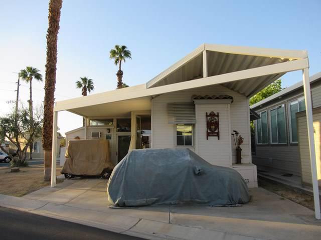 84136 Avenue 44 #289, Indio, CA 92203 (#219031086DA) :: Allison James Estates and Homes