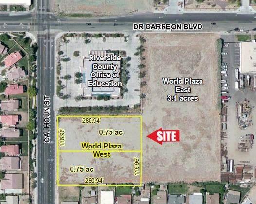 Calhoun Street, Indio, CA 92201 (#219031085DA) :: J1 Realty Group