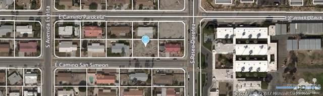 0 Camino San Simeon, Palm Springs, CA 92264 (#219030993DA) :: Rogers Realty Group/Berkshire Hathaway HomeServices California Properties