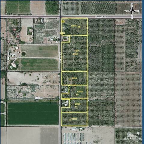 Jackson & S Airport, Thermal, CA 92274 (#219031132DA) :: J1 Realty Group