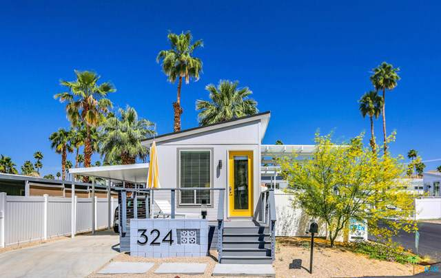 324 Lei Drive, Palm Springs, CA 92264 (#19464706PS) :: Twiss Realty