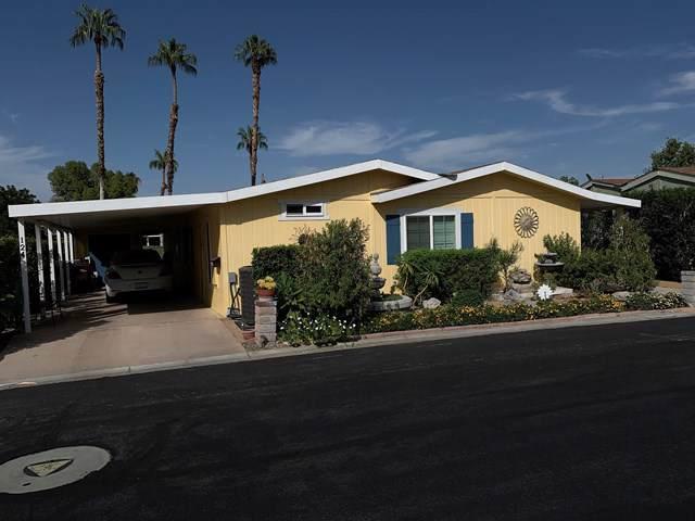 73450 Country Club Dr Drive #124, Palm Desert, CA 92260 (#219030285DA) :: Cal American Realty