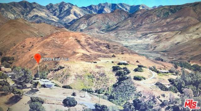 12008 East Trail, Kagel Canyon, CA 91342 (#19517734) :: J1 Realty Group