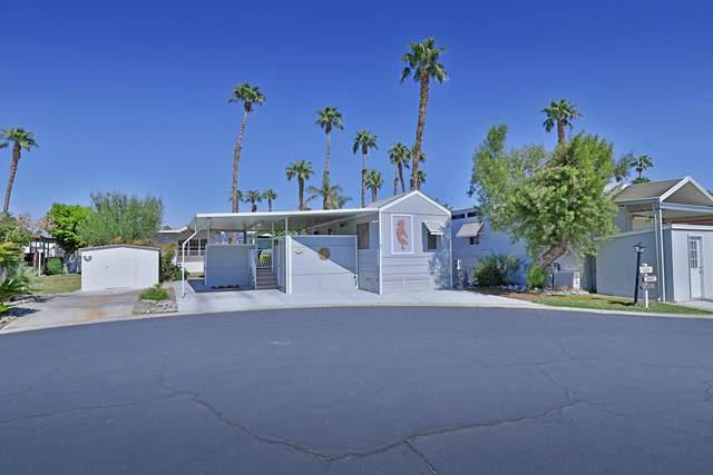 84136 Avenue 44 #81 #81, Indio, CA 92203 (#219031300DA) :: Allison James Estates and Homes