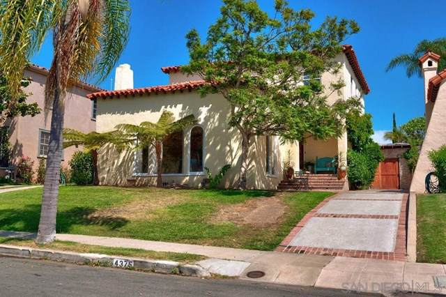 4375 Ampudia St, San Diego, CA 92103 (#190055006) :: J1 Realty Group