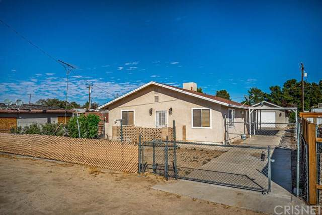 2822 Dixie Street, Rosamond, CA 93560 (#SR19237016) :: Z Team OC Real Estate
