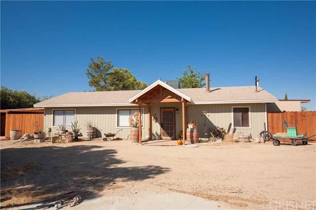 3383 50th Street W, Rosamond, CA 93560 (#SR19237117) :: Z Team OC Real Estate