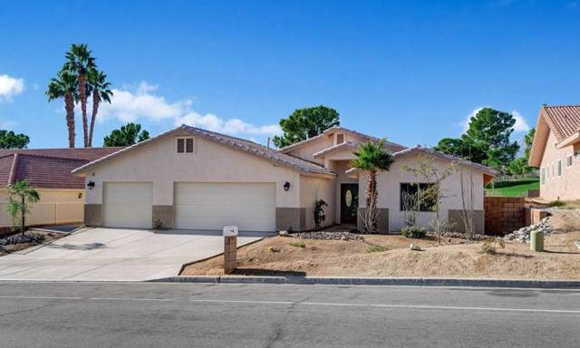 8751 Clubhouse Boulevard, Desert Hot Springs, CA 92240 (#219031332PS) :: J1 Realty Group