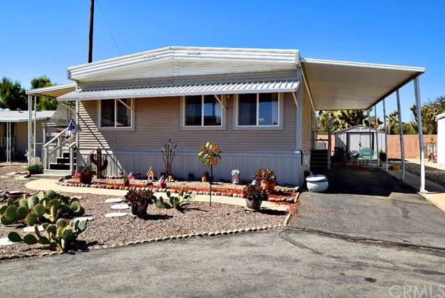 56254 29 Palms Highway #69, Yucca Valley, CA 92284 (#JT19237626) :: RE/MAX Masters