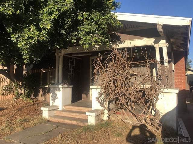 4219 39th Street, San Diego, CA 92105 (#190055201) :: Better Living SoCal