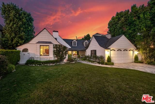 4234 N Clybourn Avenue, Toluca Lake, CA 91505 (#19518286) :: The Brad Korb Real Estate Group