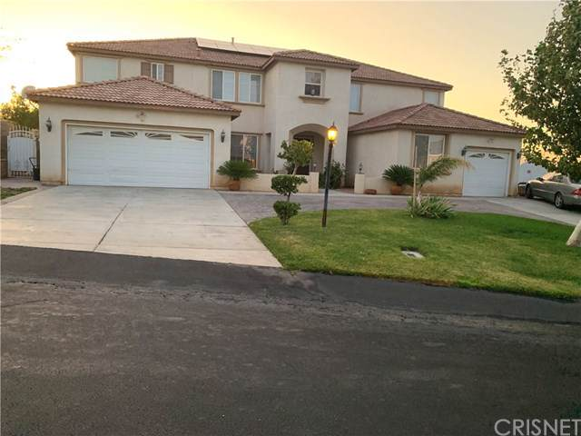 40921 Oakview Lane, Palmdale, CA 93551 (#SR19237916) :: California Realty Experts