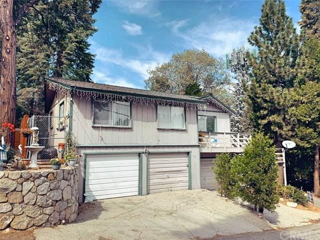 740 Sierra Vista Drive, Twin Peaks, CA 92391 (#EV19238115) :: Allison James Estates and Homes