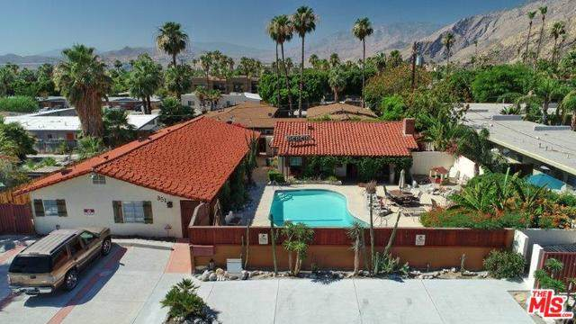 351 E Cottonwood Road, Palm Springs, CA 92262 (#19518662) :: J1 Realty Group