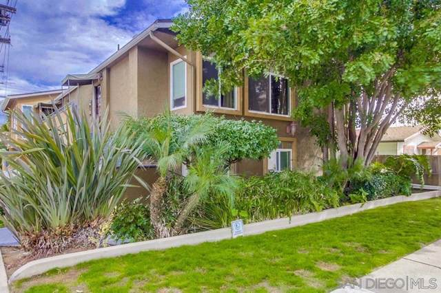4225 Florida St #7, San Diego, CA 92104 (#190055299) :: OnQu Realty