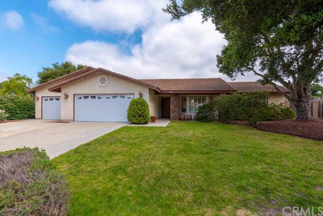1111 Craig Drive, Lompoc, CA 93436 (#PI19238491) :: Allison James Estates and Homes